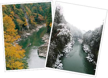 天竜峡イメージ