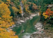 天竜峡遊歩道イメージ05
